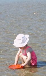 bij water vermaken kinderen zich meestal opperbest