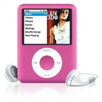 iPod-nano pink