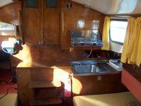 'De Merlijn', comfortabel interieur