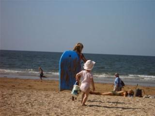 zomer-strand